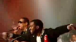Jay-Z w/ Kanye West