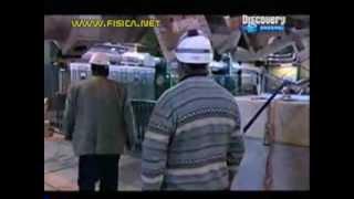Feras da Engenharia - CERN (a maior máquina do mundo)