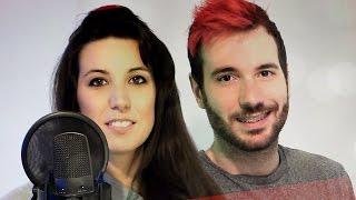 BELLA Y BESTIA SON - LA BELLA Y LA BESTIA (Christian Villanueva y Lorena Villanueva cover)