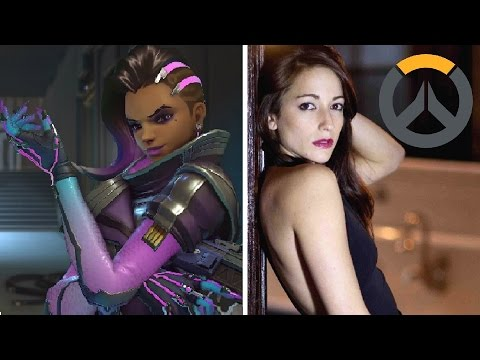 New All 23 Overwatch Voice Actors in Real Life Updated Version