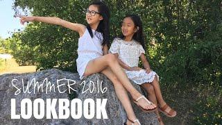 SUMMER LOOKBOOK 2016   KIDS FASHION ★7 Going On 17★