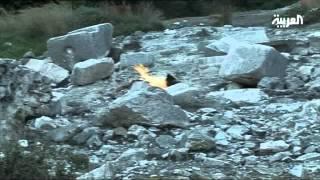 جبل النار في تركيا