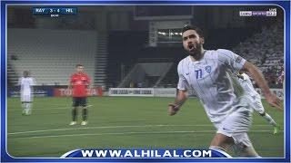 أهداف مباراة الهلال والريان القطري 4-3 - دوري أبطال آسيا ج6