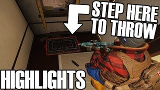 How To Throw - Rainbow Six Siege