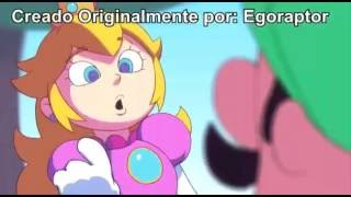 Mario bros parodia(peach elige)/santygamer