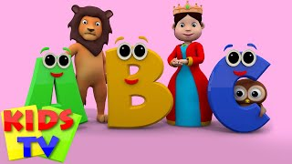 the phonic song | abc song | learn alphabets | nursery rhyme | kids songs