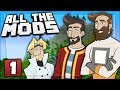 NEW SERIES || All The Mods #1 - Bigger, Better, Buggier