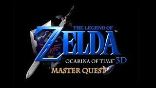 🔴 MASTER QUEST #1 | ZELDA: OCARINA OF TIME 3D