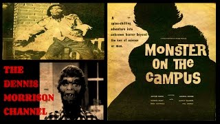 """MONSTER ON CAMPUS: A RETRO MOVIE REVIEW OF A """"B"""" SCI-FI CLASSIC"""