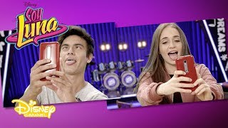 Carolina vs. Agustín | Súper Roller Challenge | Soy Luna