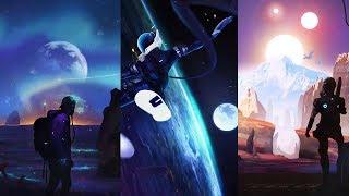 'Spacewalk Trilogy' Mix