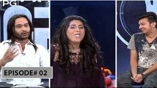 Over The Edge Auditions Full HD Ep# 02 - HTV