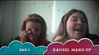 HACK 6: KANEEL MAKE-UP