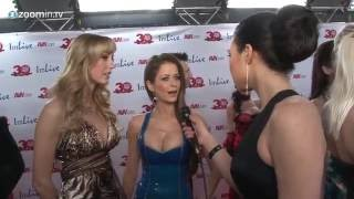 Brett Rossi & Emily Addison AVN Red Carpet