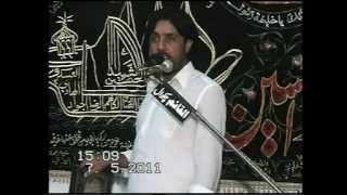 Zakir Taqi Abbas Qayamat - Bazar-e-Sham