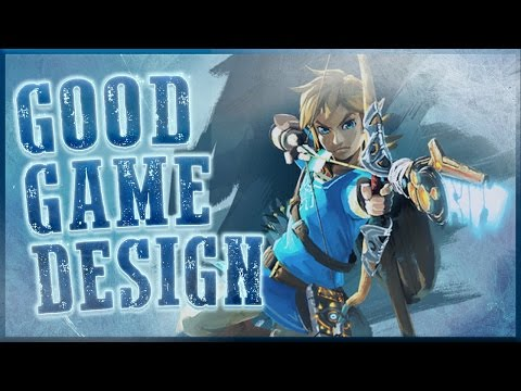 Good Game Design - Breath of the Wild: Open World Done Right