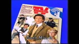 TV Times Advert 1987