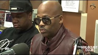 Dame Dash Interview at The Breakfast Club Power 105.1 (Part 1)