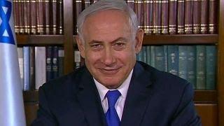 Benjamin Netanyahu commends Trump