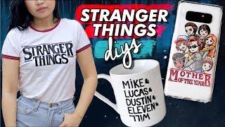 STRANGER THINGS DIYS | JENerationDIY