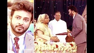 ব্রেকিং জাতীয় পুরস্কার পাওয়ার খুশিতে যা বল্লেন শাকিব খান !Shakib Khan!Today National Award