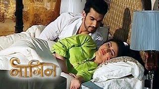 Naagin | Ritik & Shivanya Bed Scene | Watch Exclusive Video