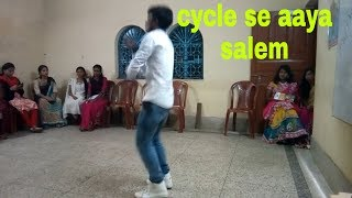 Cycle se aaya Selem
