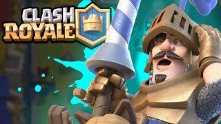 كلاش رويال : جلاشة البرنس والتنين | Clash royale