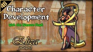 Eliza - Character Development