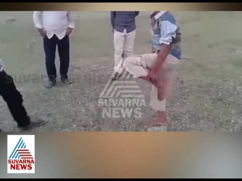 Youth Gang torturing a Small Boy For Silly Reason