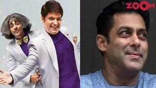 Salman Khan makes Kapil Sharma and Sunil Grover end their feud! | Bollywood News
