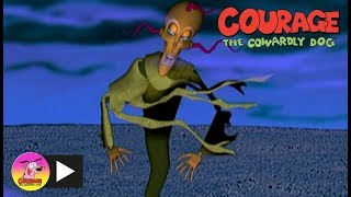 Courage The Cowardly Dog | King Ramses' Curse | Cartoon Network