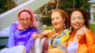 Paradisio Ft Maria Garcia & Dj Patrick Samoy - Bailando - 1996 official video for belgium