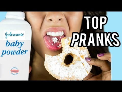 TOP 10 PRANKS FOR FRIENDS & FAMILY! NataliesOutlet