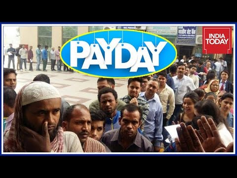 Pay Day Crisis: India Today's Ground Report From Chandni Chowk