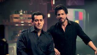 Shah Rukh Khan teases Salman Khan on Bigg Boss