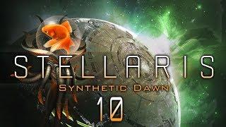 STELLARIS 1.8.2 #10 ECONOMIC ECOSYSTEM Stellaris Synthetic Dawn DLC - Let