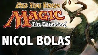 Did You Know Magic: Nicol Bolas - Feat. Seiben from The Aether Hub