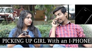 Picking Up Girl with an I-Phone