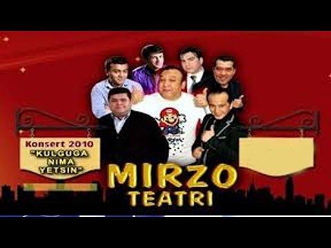 Mirzo teatri Kulguga nima yetsin nomli konsert dasturi 2010