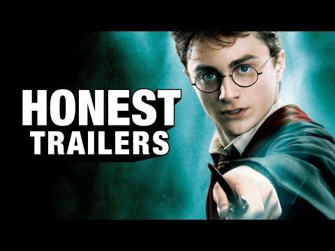 Honest Trailers Harry Potter