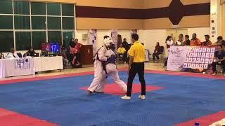 Taekwondo Sukipt- Muhd Danial Final Match