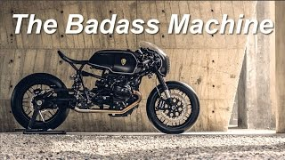 Cafe Racer (BMW R nine T by Taiwan's Rough Crafts)