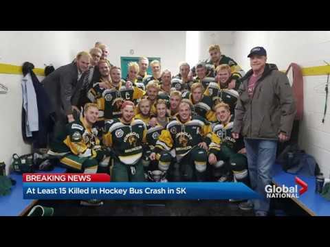 Global National -- Humboldt Broncos Deadly Bus Crash