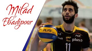 Most Craziest Actions by MILAD EBADIPOUR |  Zewnętrzny Spiker
