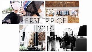 VLOG : First Trip Of 2016! - Vung Tau, Vietnam | Hello Tee Beo