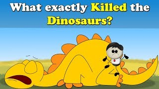 What exactly killed the Dinosaurs? | #aumsum