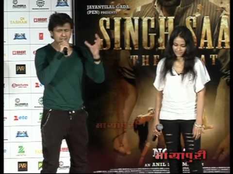 Xxx Mp4 Sonu Nigam Sings Live Song Film Singh Saab The Great 3gp Sex