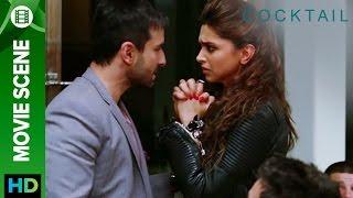 Deepika puts Saif Ali Khan in a fix