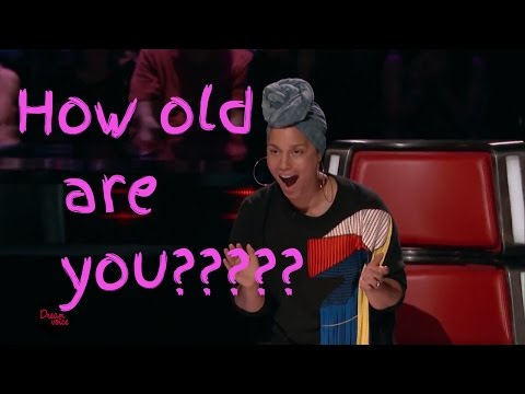 Teens Blind Auditions. SuperHits of the Voice US
